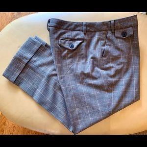 Dalia tailored dress capri slacks sz 12 - NWOT